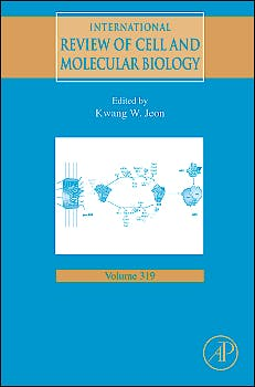 Portada del libro 9780128022788 International Review of Cell and Molecular Biology, Vol. 319