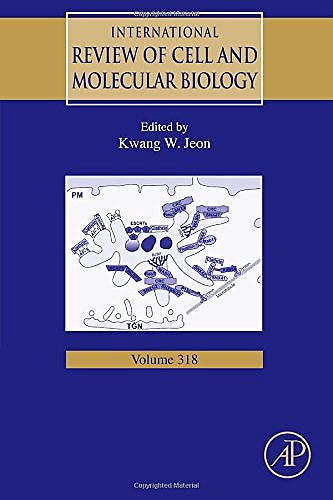 Portada del libro 9780128022795 International Review of Cell and Molecular Biology, Vol. 318