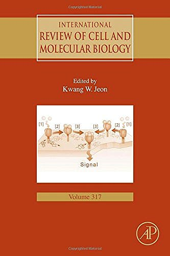 Portada del libro 9780128022801 International Review of Cell and Molecular Biology, Vol. 317