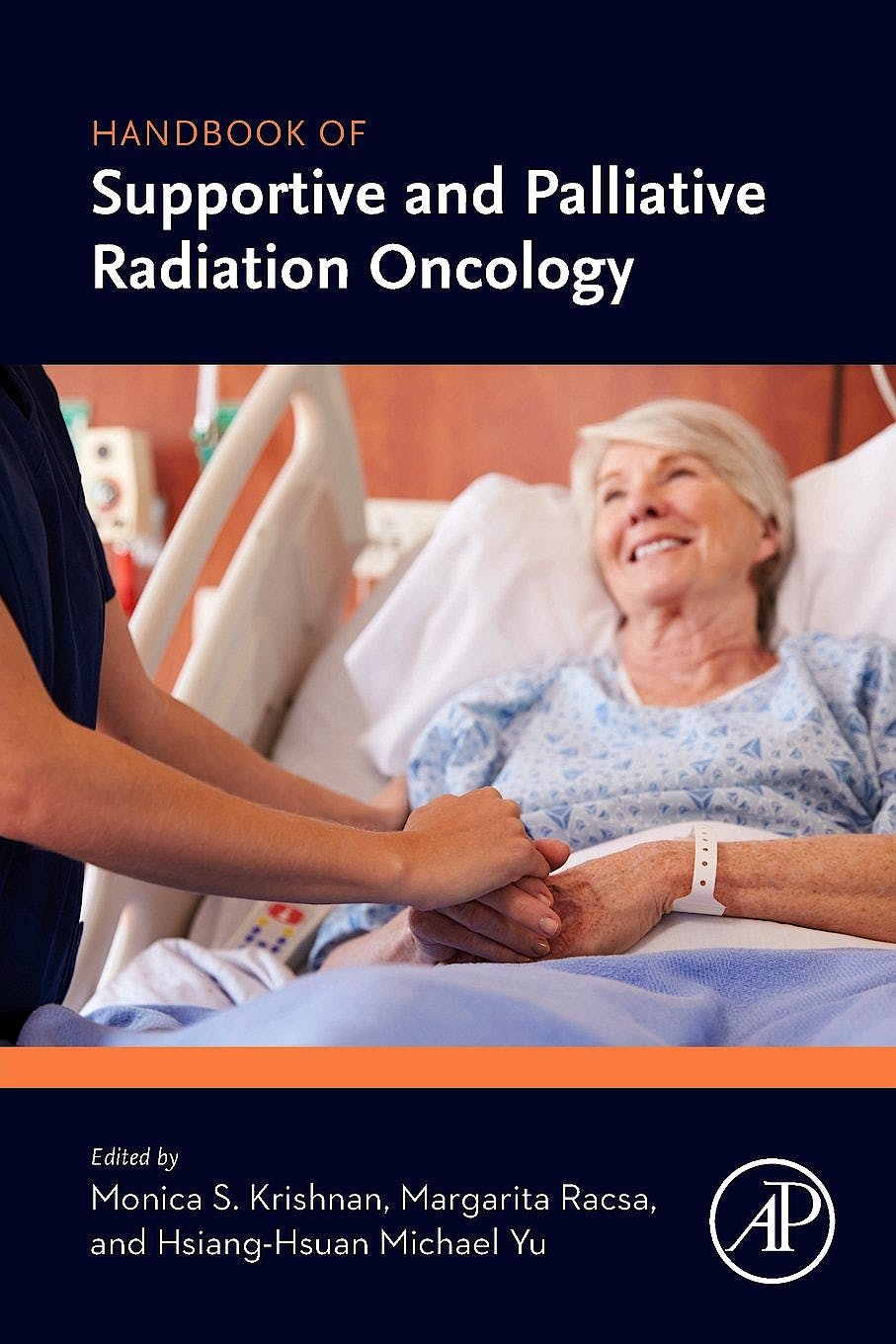 Portada del libro 9780128035238 Handbook of Supportive and Palliative Radiation Oncology