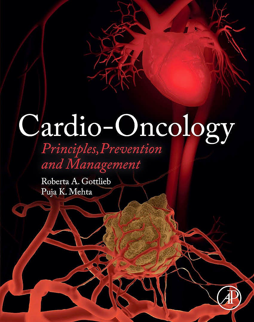 Portada del libro 9780128035474 Cardio-Oncology. Principles, Prevention and Management