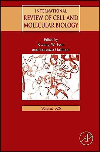 Portada del libro 9780128048054 International Review of Cell and Molecular Biology, Vol. 326