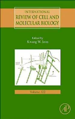Portada del libro 9780128048092 International Review of Cell and Molecular Biology, Vol. 322