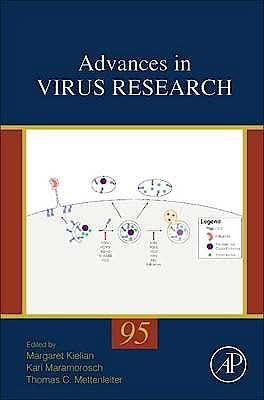 Portada del libro 9780128048207 Advances in Virus Research, Vol. 95