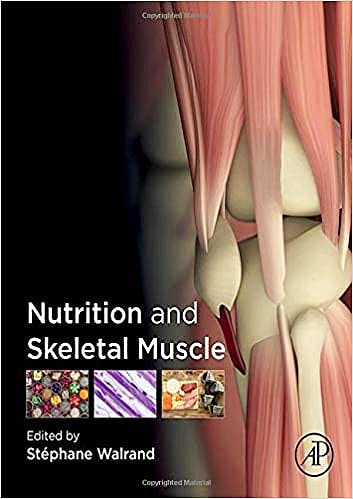 Portada del libro 9780128104224 Nutrition and Skeletal Muscle