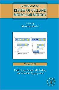 Portada del libro 9780128122518 International Review of Cell and Molecular Biology, Vol. 329