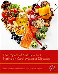 Portada del libro 9780128137925 The Impact of Nutrition and Statins on Cardiovascular Diseases