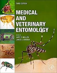 Portada del libro 9780128140437 Medical and Veterinary Entomology