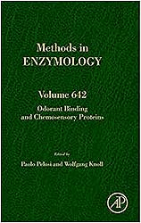 Odorant Binding and Chemosensory Proteins (Methods in Enzymology, Vol. 642)