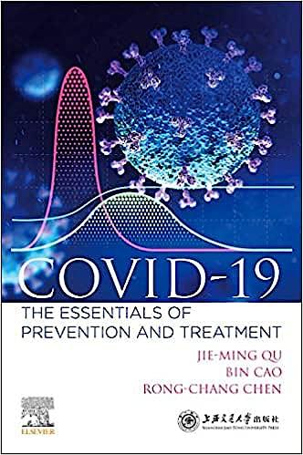 Portada del libro 9780128240038 COVID-19. The Essentials of Prevention and Treatment
