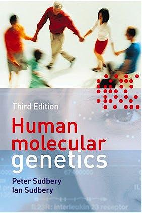 Portada del libro 9780132051576 Human Molecular Genetics