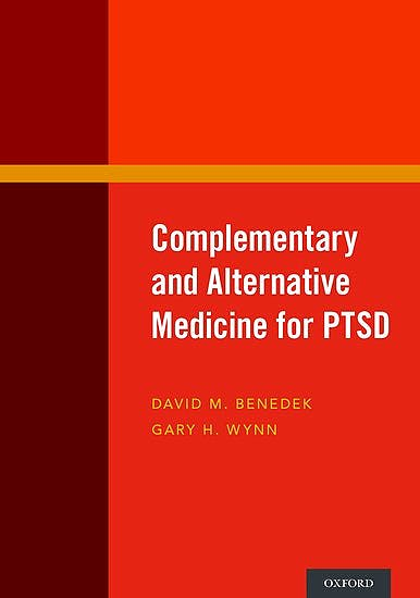 Portada del libro 9780190205959 Complementary and Alternative Medicine for PTSD