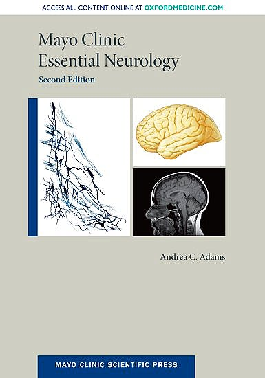 Portada del libro 9780190206895 Mayo Clinic Essential Neurology