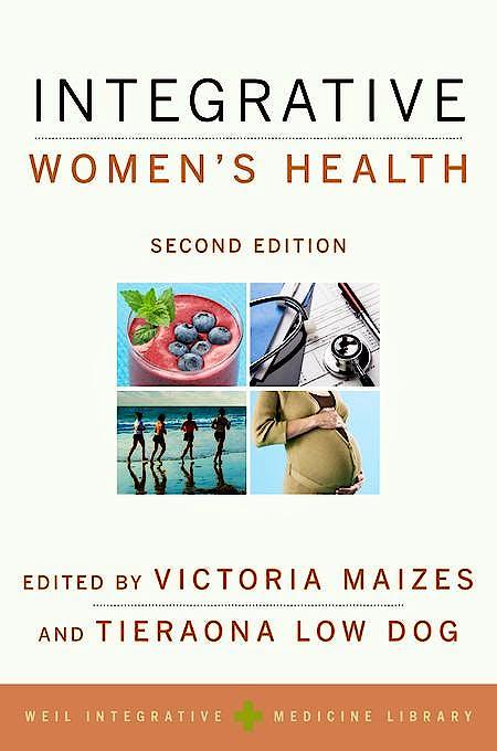 Portada del libro 9780190214791 Integrative Women's Health