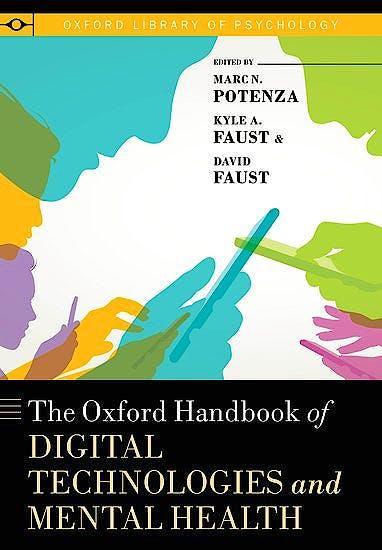 Portada del libro 9780190218058 The Oxford Handbook of Digital Technologies and Mental Health