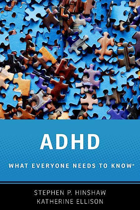 Portada del libro 9780190223809 Adhd. What Everyone Needs to Know