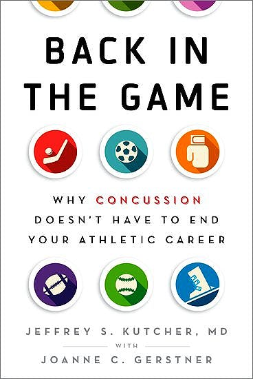 Portada del libro 9780190226602 Back in the Game. Why Concussion Doesn't Have to End Your Athletic Career