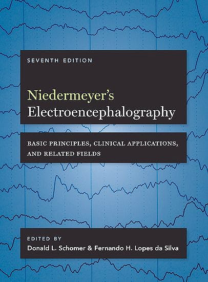 Portada del libro 9780190228484 Niedermeyer's Electroencephalography. Basic Principles, Clinical Applications, and Related Fields