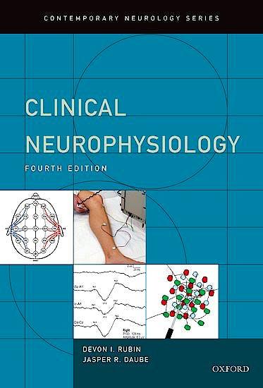 Portada del libro 9780190259631 Clinical Neurophysiology (Contemporary Neurology Series)