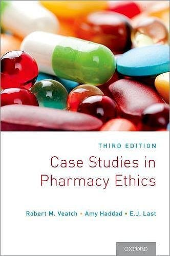 Portada del libro 9780190277000 Case Studies in Pharmacy Ethics