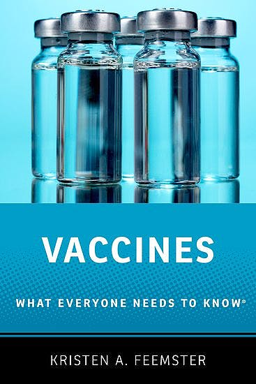 Portada del libro 9780190277901 Vaccines. What Everyone Needs to Know