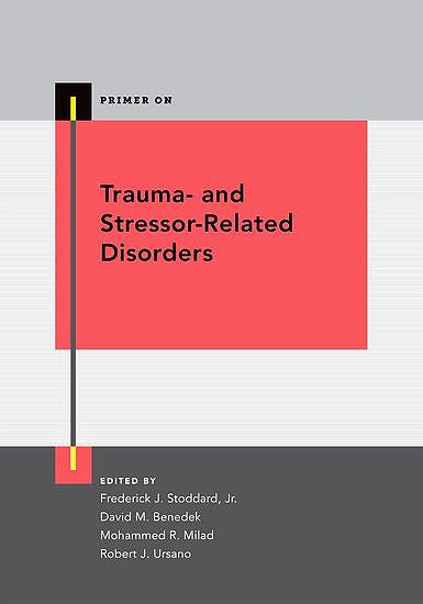 Portada del libro 9780190457136 Trauma- and Stressor-Related Disorders