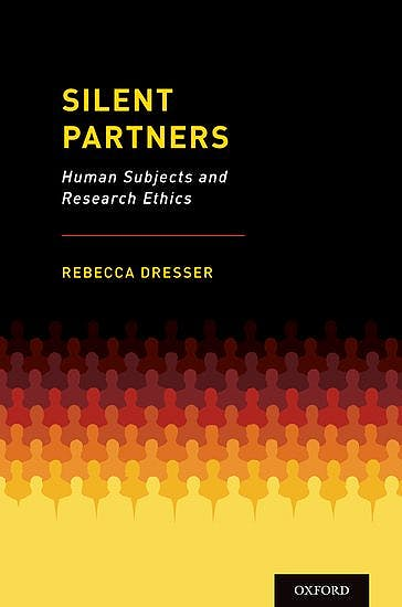 Portada del libro 9780190459277 Silent Partners. Human Subjects and Research Ethics