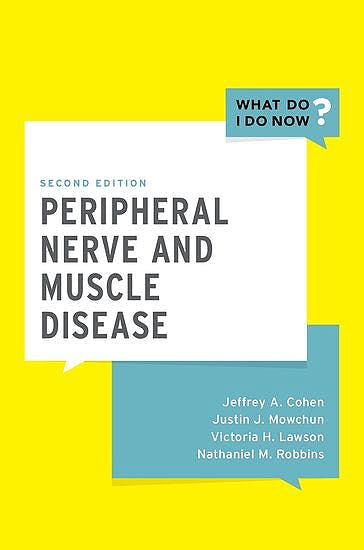 Portada del libro 9780190491901 Peripheral Nerve and Muscle Disease