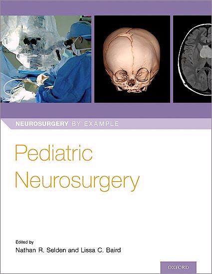 Portada del libro 9780190617073 Pediatric Neurosurgery