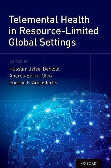 Portada del libro 9780190622725 Telemental Health in Resource-Limited Global Settings