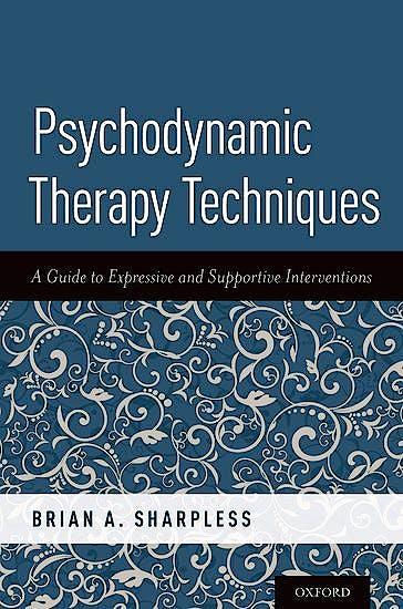 Portada del libro 9780190676278 Psychodynamic Therapy Techniques. A Guide to Expressive and Supportive Interventions