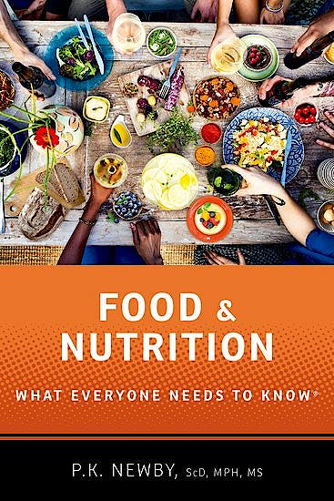 Portada del libro 9780190846640 Food and Nutrition. What Everyone Needs to Know (Hardback)