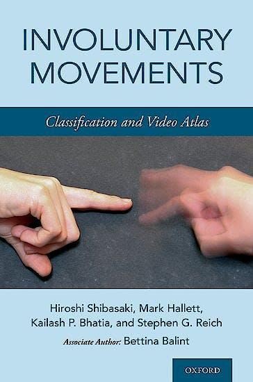 Portada del libro 9780190865047 Involuntary Movements. Classification and Video Atlas