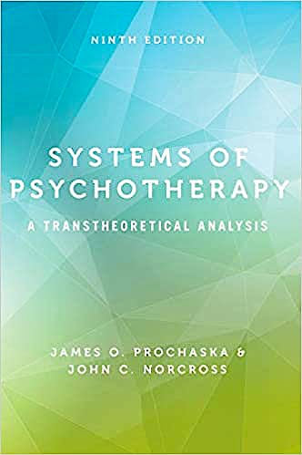 Portada del libro 9780190880415 Systems of Psychotherapy. A Transtheoretical Analysis