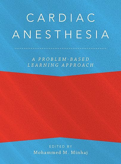 Portada del libro 9780190884512 Cardiac Anesthesia. A Problem-Based Learning Approach