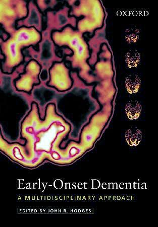 Portada del libro 9780192630346 Early-Onset Dementia, a Multidisciplinary Approach