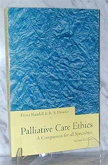 Portada del libro 9780192630681 Palliative Care Ethics