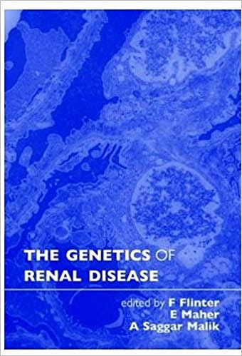 Portada del libro 9780192631466 Genetics of Renal Disease