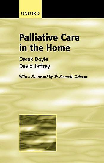 Portada del libro 9780192632272 Palliative Care in the Home