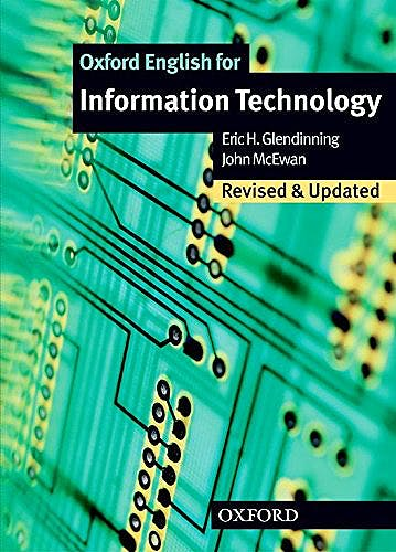Portada del libro 9780194574921 Oxford English for Information Technology
