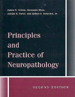Portada del libro 9780195125894 Principles and Practice of Neuropathology