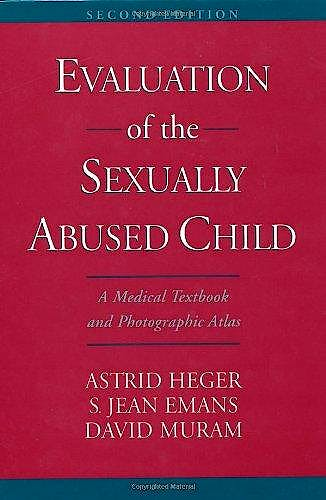 Portada del libro 9780195131260 Evaluation of the Sexually Abused Child + Cd-Rom: A Medical Text