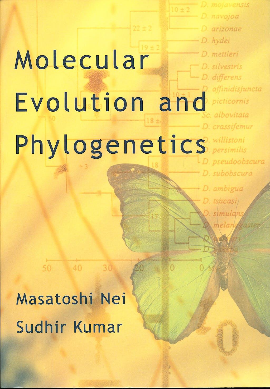 Portada del libro 9780195135855 Molecular Evolution and Phylogenetics