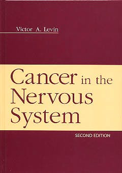 Portada del libro 9780195137286 Cancer in the Nervous System