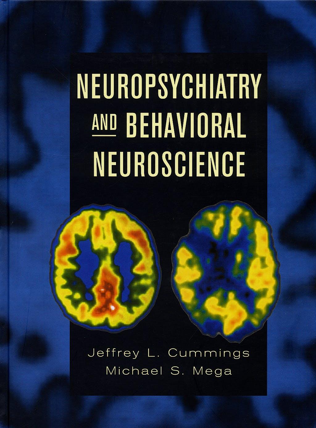 Portada del libro 9780195138580 Neuropsychiatry and Behavioural Neuroscience