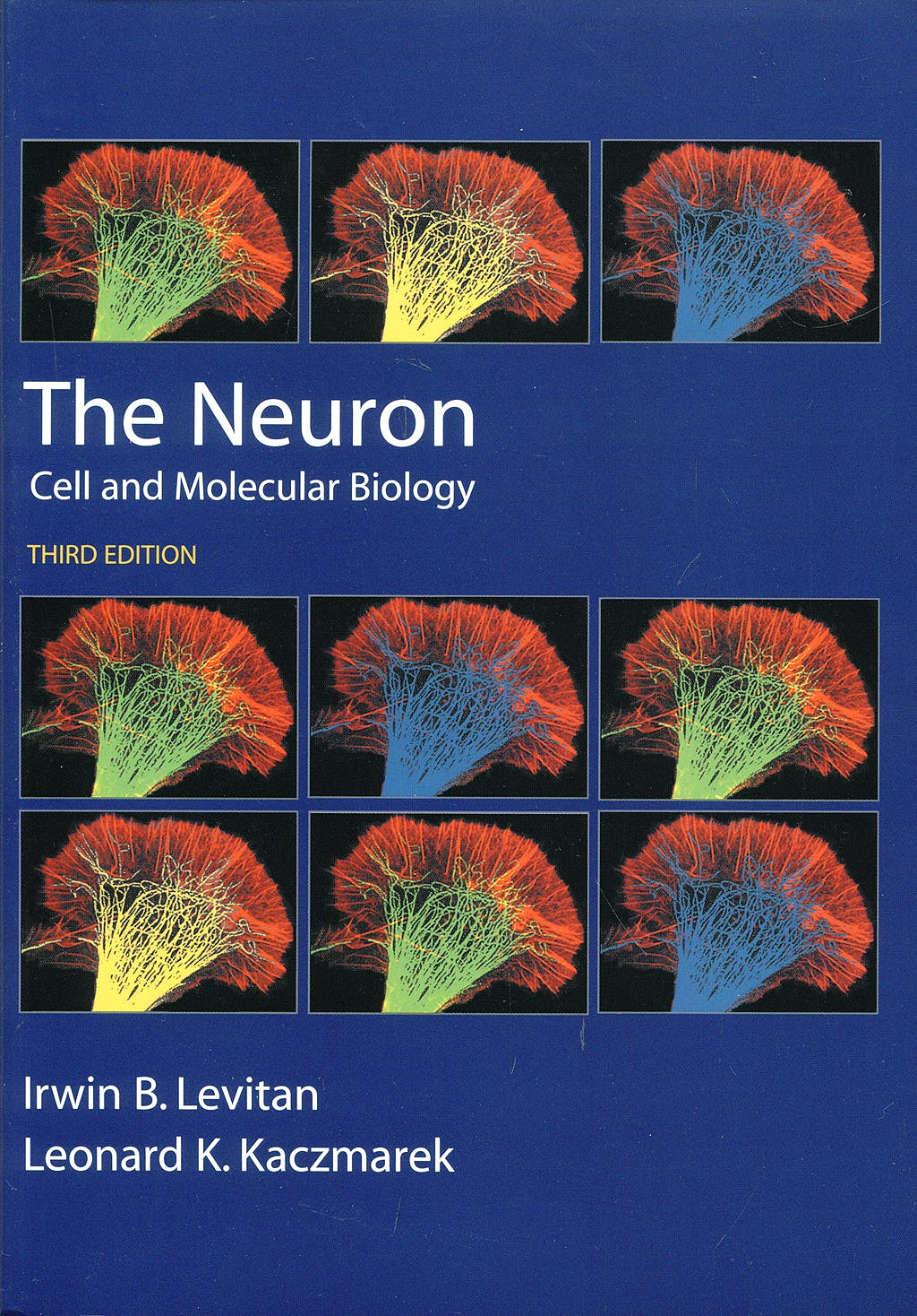 Portada del libro 9780195145236 The Neuron. Cell and Molecular Biology