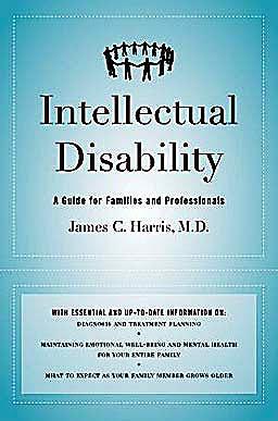 Portada del libro 9780195145724 Intellectual Disability. a Guide for Families and Professionals