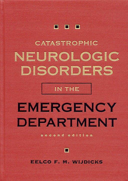 Portada del libro 9780195168808 Catastrophic Neurologic Disorders in the Emergency Department