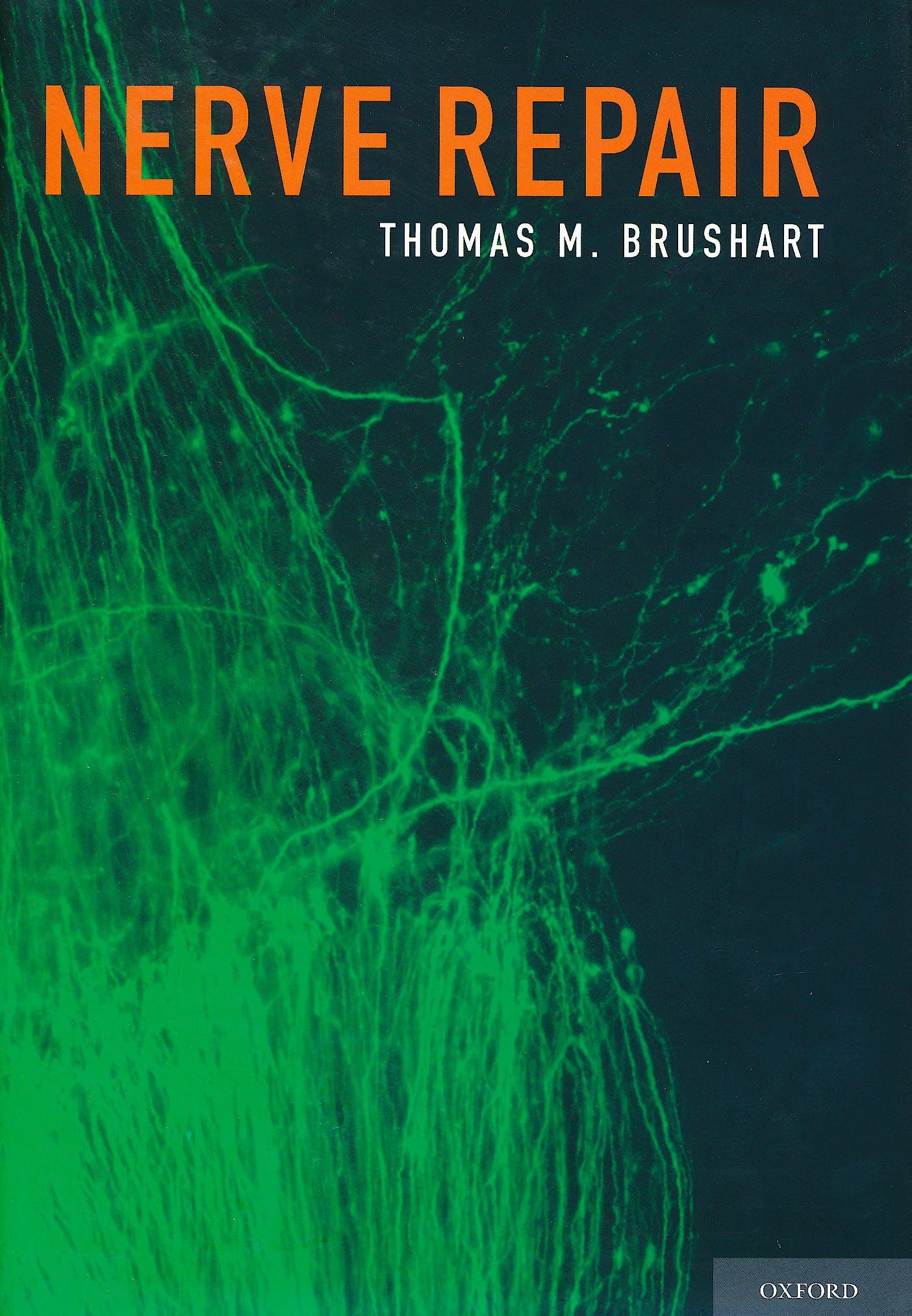 Portada del libro 9780195169904 Nerve Repair