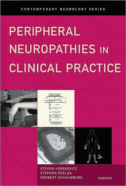 Portada del libro 9780195183269 Peripheral Neuropathies in Clinical Practice (Contemporary Neurology Series)